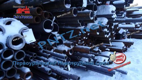 трубы стальные ГОСТ 8732-78 сортамент
